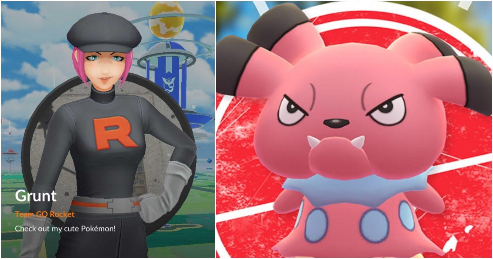 """""""¡Echa un vistazo a mi lindo Pokémon!""""  - Cómo encontrar el gruñido del cohete GO de tipo hada en Pokémon GO"""