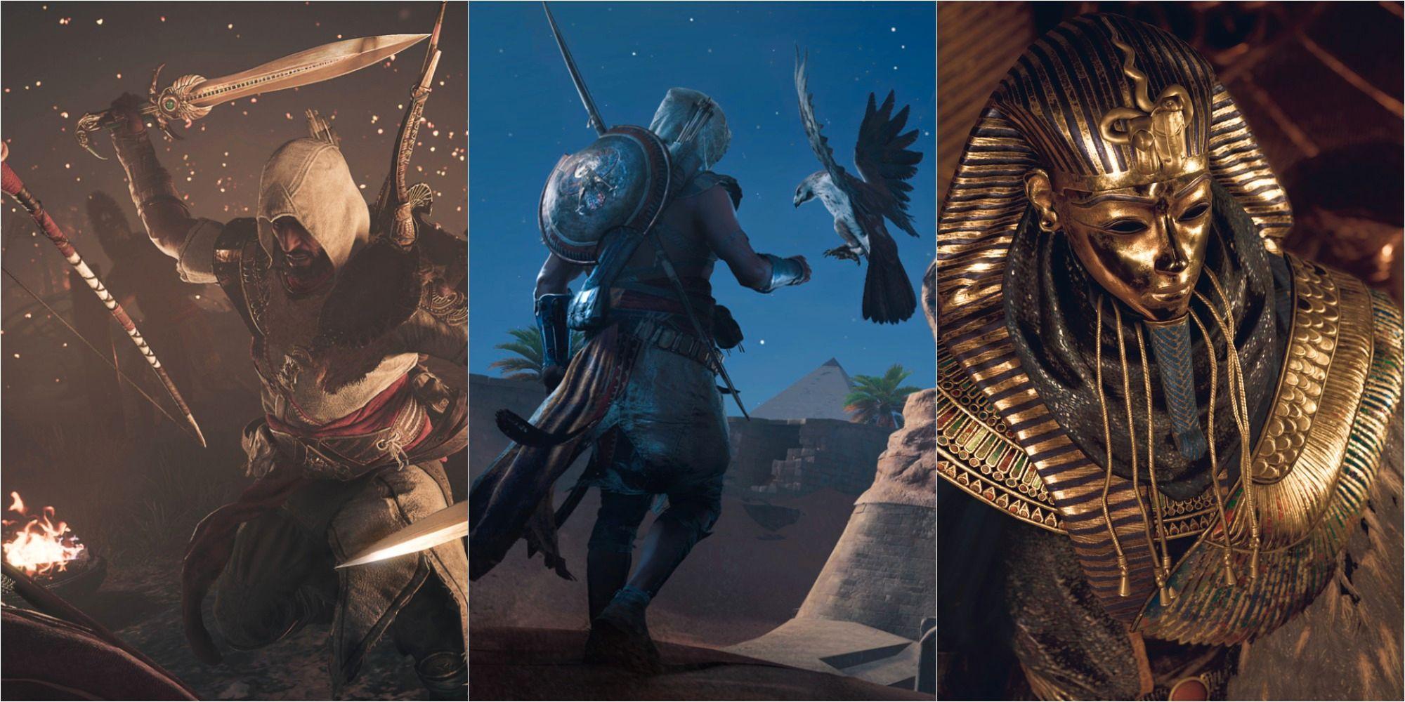 ¿Cuánto tiempo se tarda en vencer a Assassin's Creed Origins?