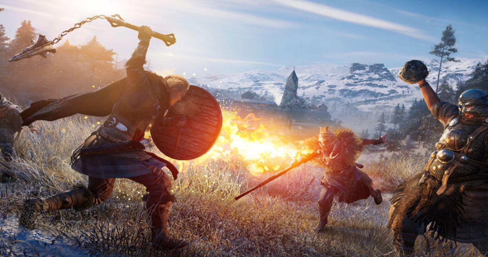 ¿Cuánto tiempo se tarda en vencer a Assassin's Creed Valhalla?