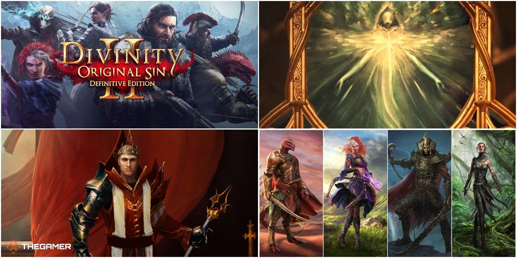 ¿Cuánto tiempo se tarda en vencer a Divinity: Original Sin 2?