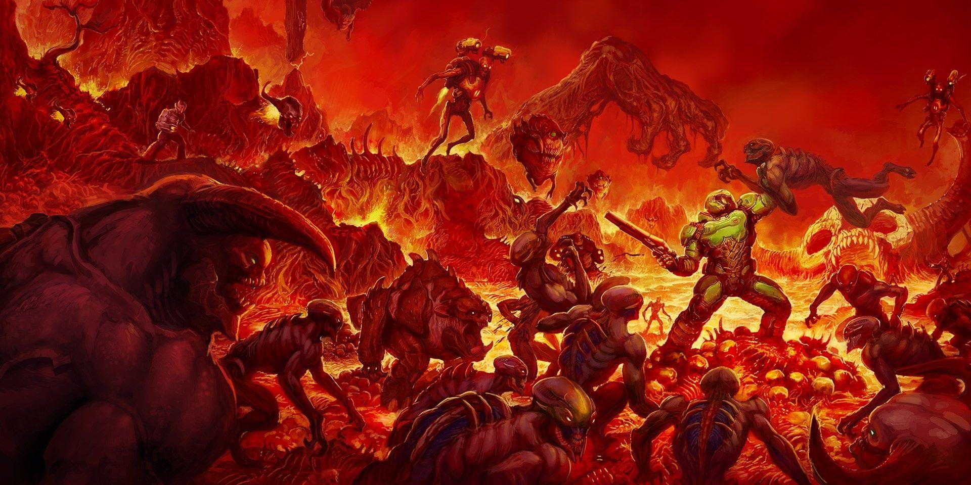 ¿Cuánto tiempo se tarda en vencer a Doom 2016?