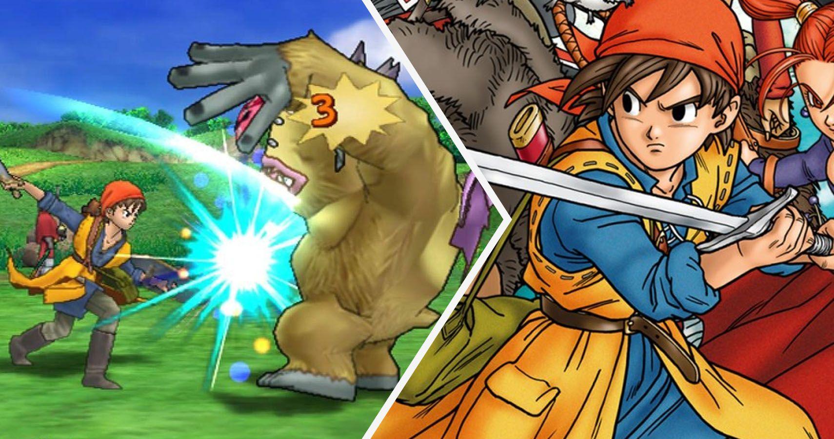 ¿Cuánto tiempo se tarda en vencer a Dragon Quest 8?