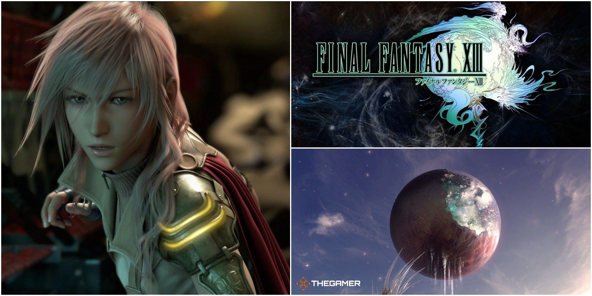 ¿Cuánto tiempo se tarda en vencer a Final Fantasy 13?