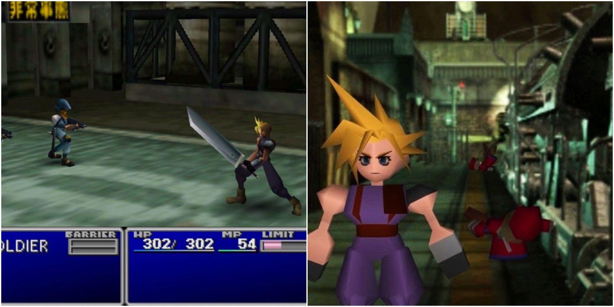 ¿Cuánto tiempo se tarda en vencer a Final Fantasy 7?
