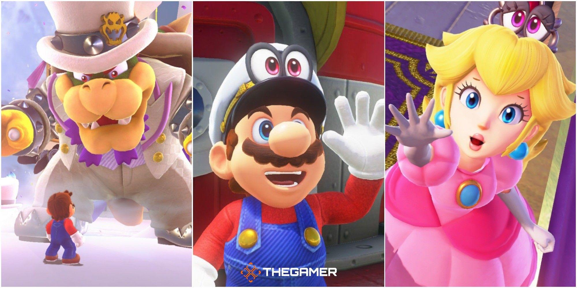 ¿Cuánto tiempo se tarda en vencer a Super Mario Odyssey?