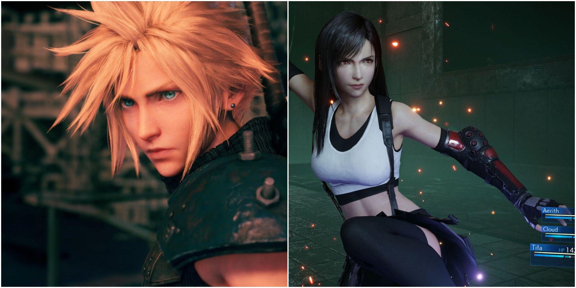 ¿Cuánto tiempo se tarda en vencer el remake de Final Fantasy 7?