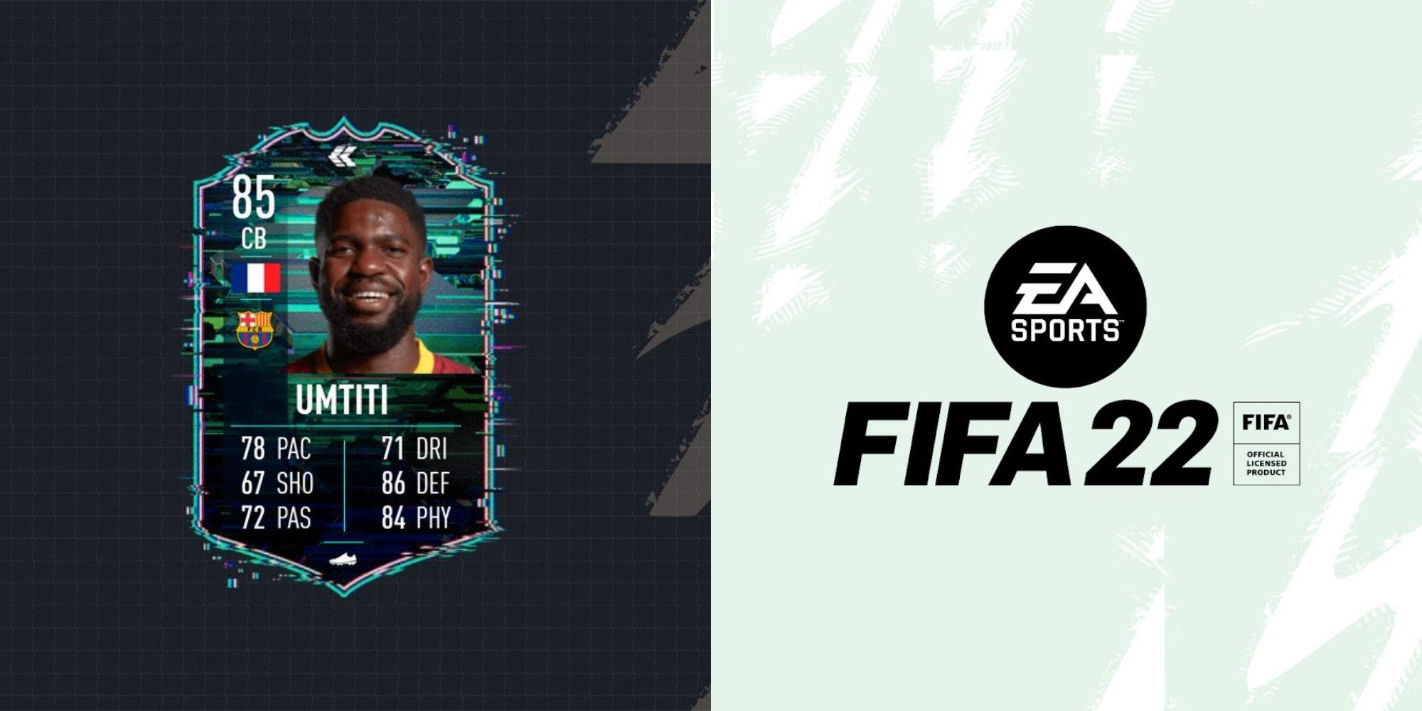 ¿Deberías completar el SBC Flashback de Samuel Umtiti en FIFA 22?