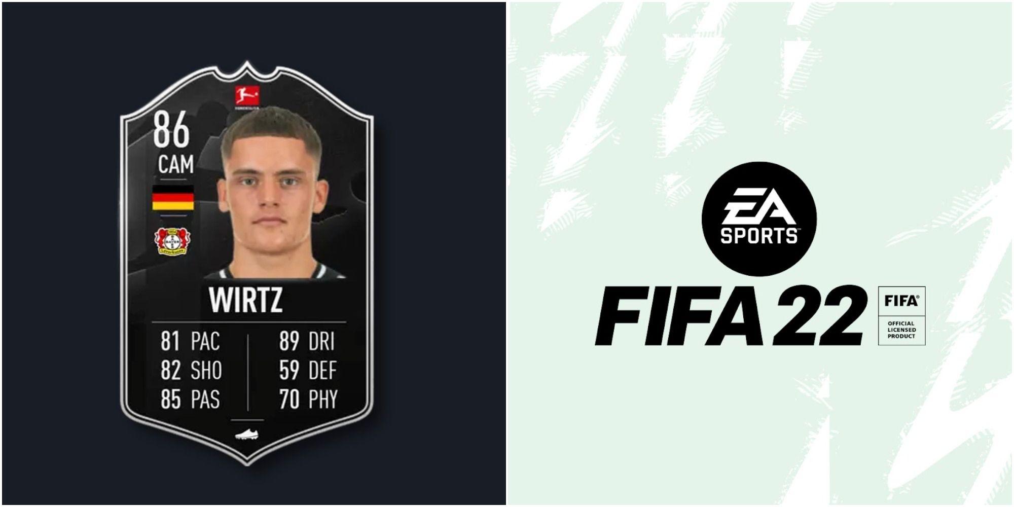 ¿Deberías completar el Wirtz Bundesliga POTM SBC en FIFA 22?