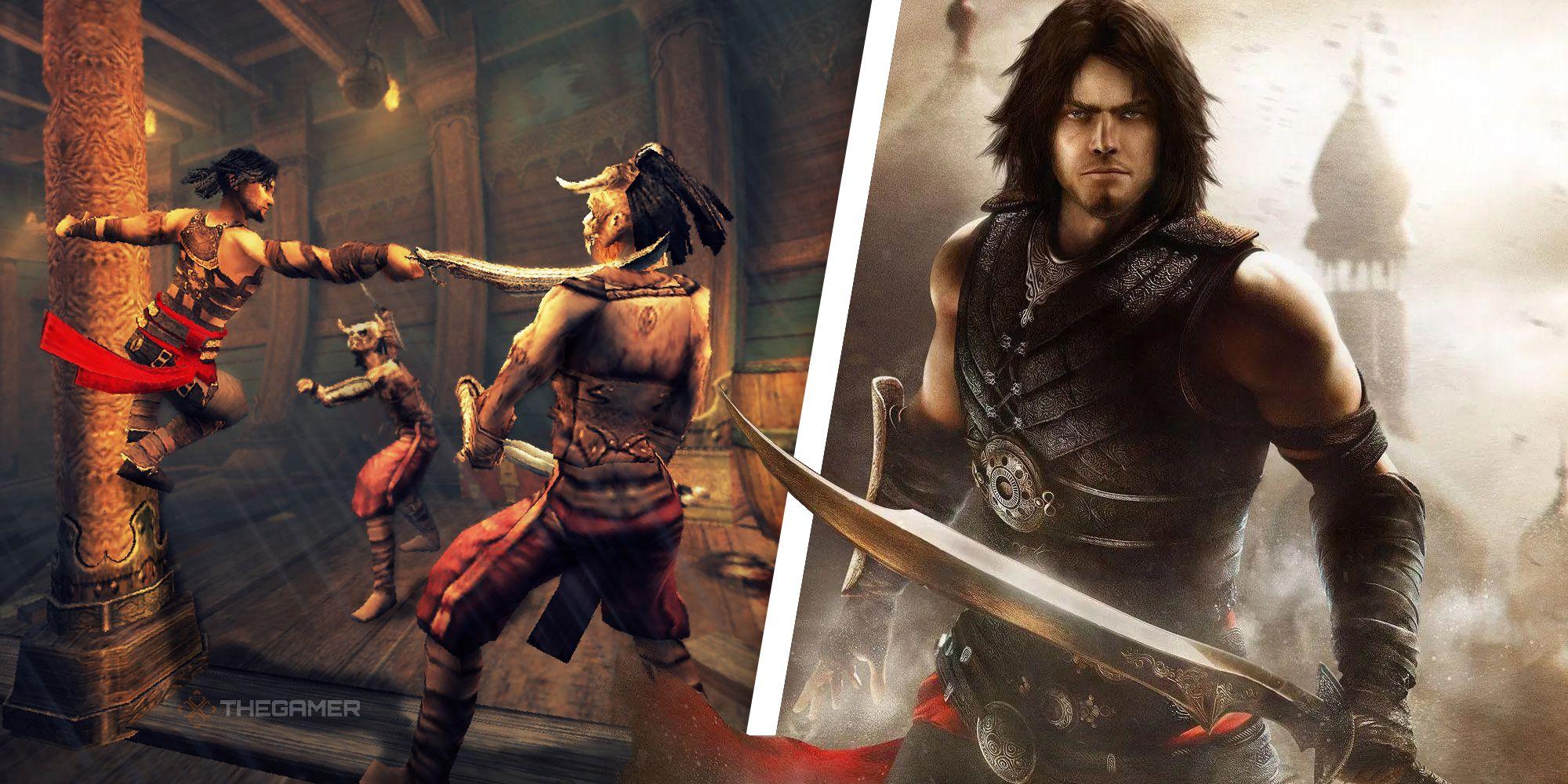¿Qué es el orden cronológico de Prince Of Persia?