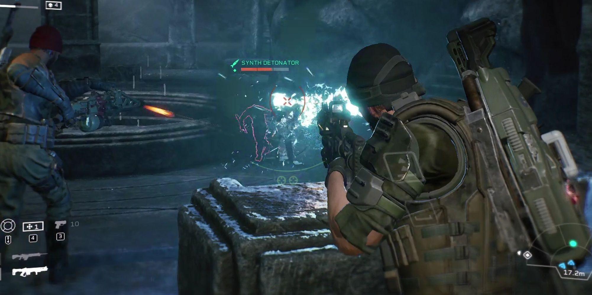 10 consejos para hacer un reconocimiento dominado en Aliens: Fireteam Elite