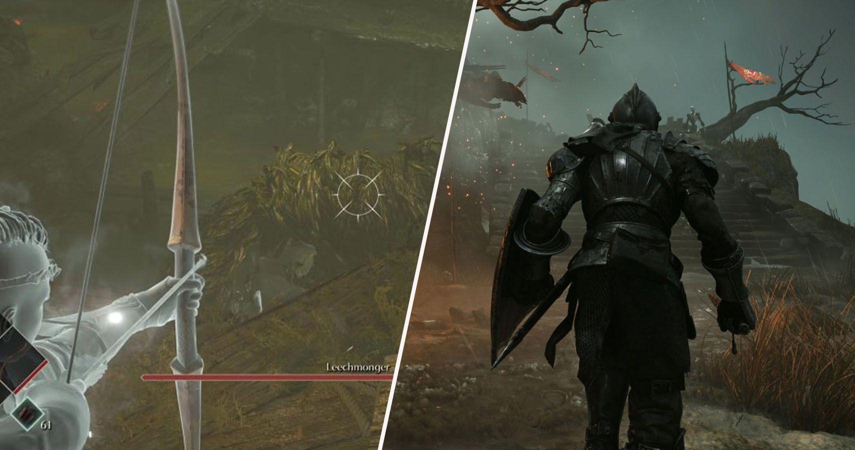 13 consejos para hacer un arquero dominado en Demon's Souls PS5