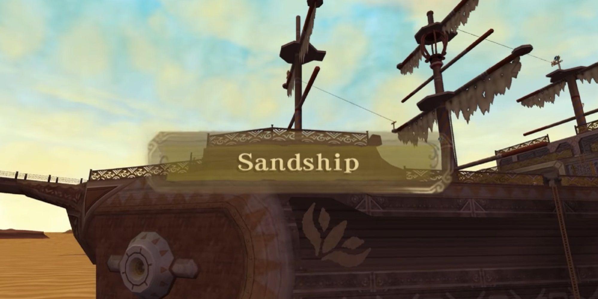 The Legend Of Zelda: Skyward Sword HD - Tutorial de Sandship Dungeon