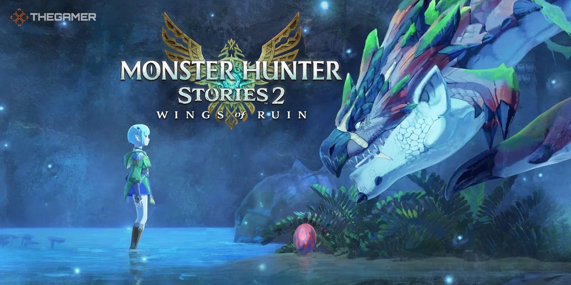 Monster Hunter Stories 2 Guía completa y tutorial