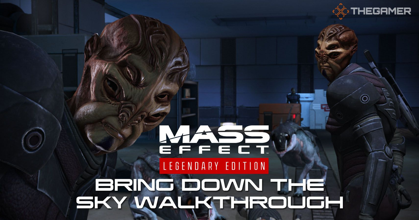 Mass Effect: Tutorial de derribar el cielo