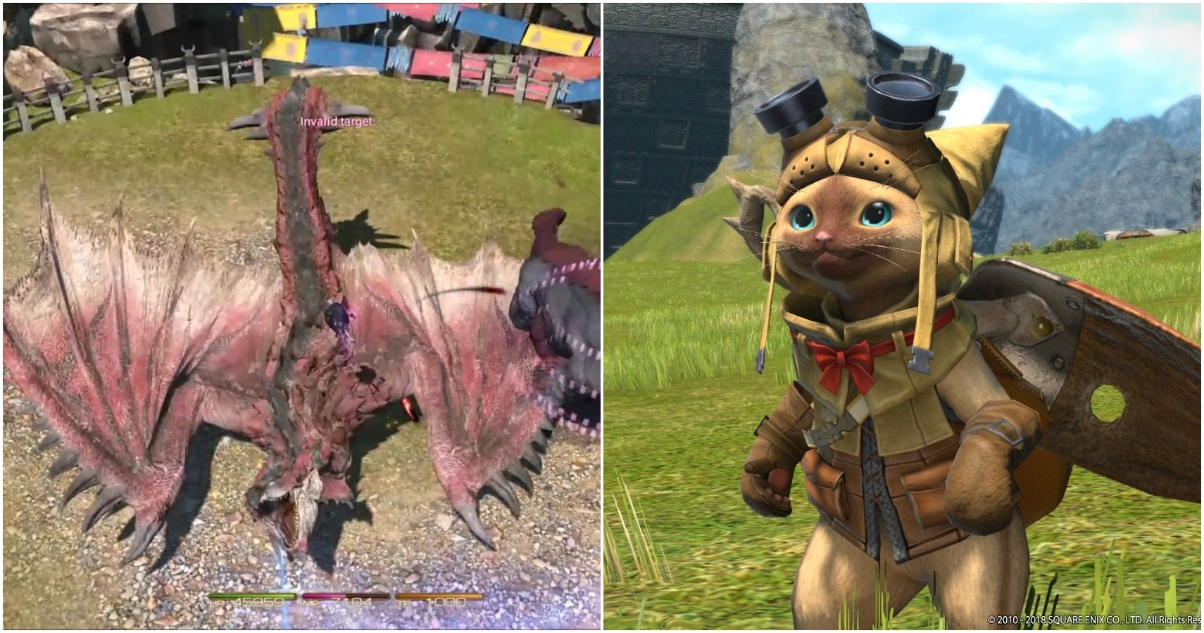 Final Fantasy 14: New King On The Block Quest Tutorial