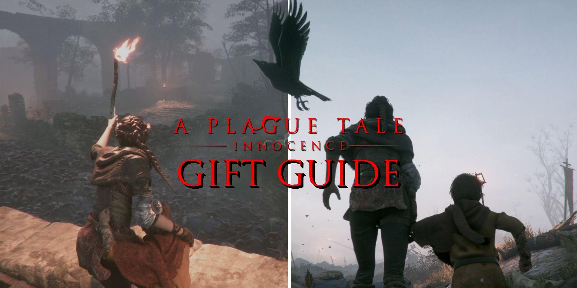 A Plague Tale: Innocence: cada ubicación de regalo