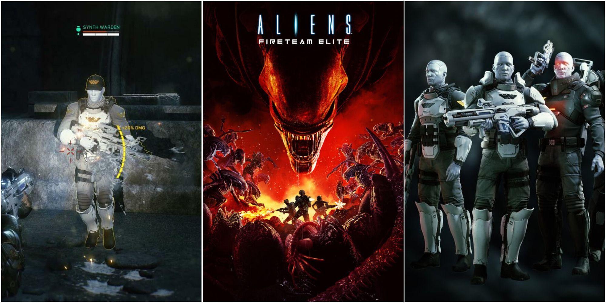 Aliens: Fireteam Elite - 8 consejos para lidiar con sintéticos