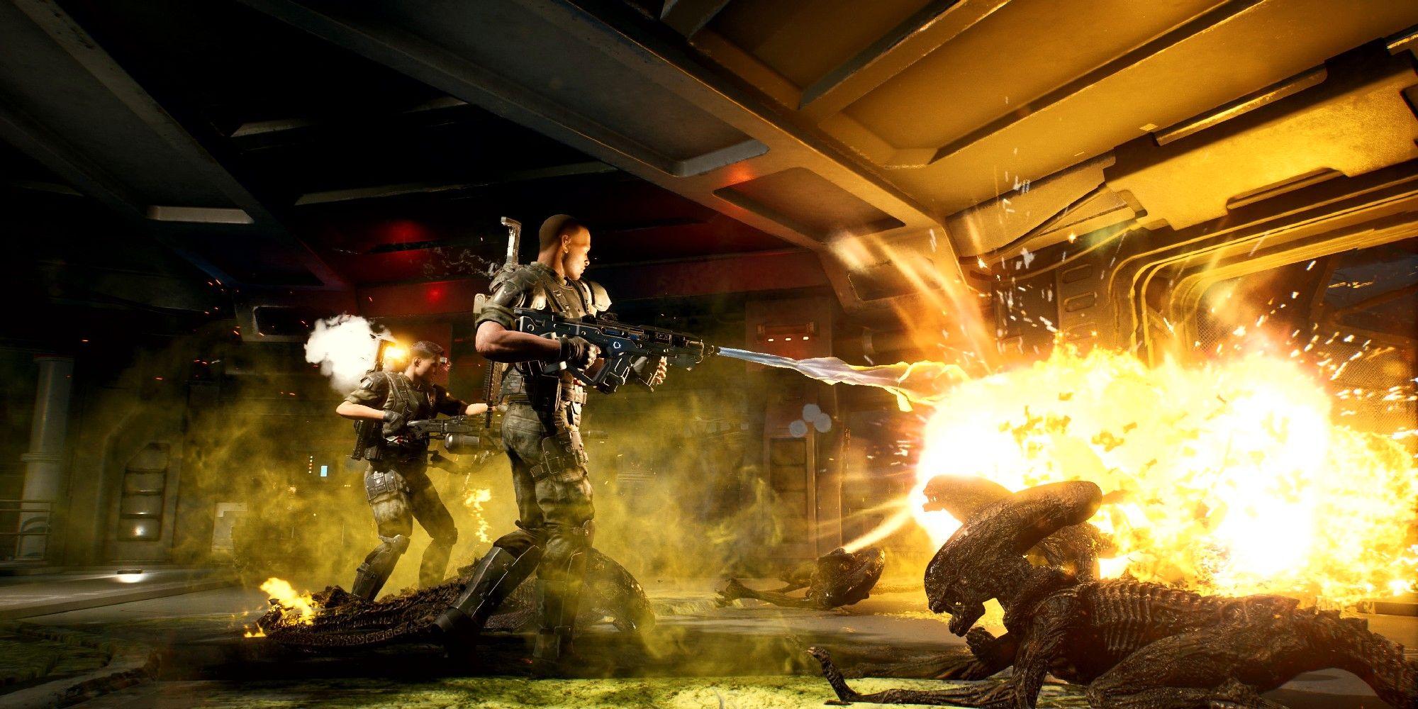 Aliens Fireteam Elite: Rescue Mission Tutorial