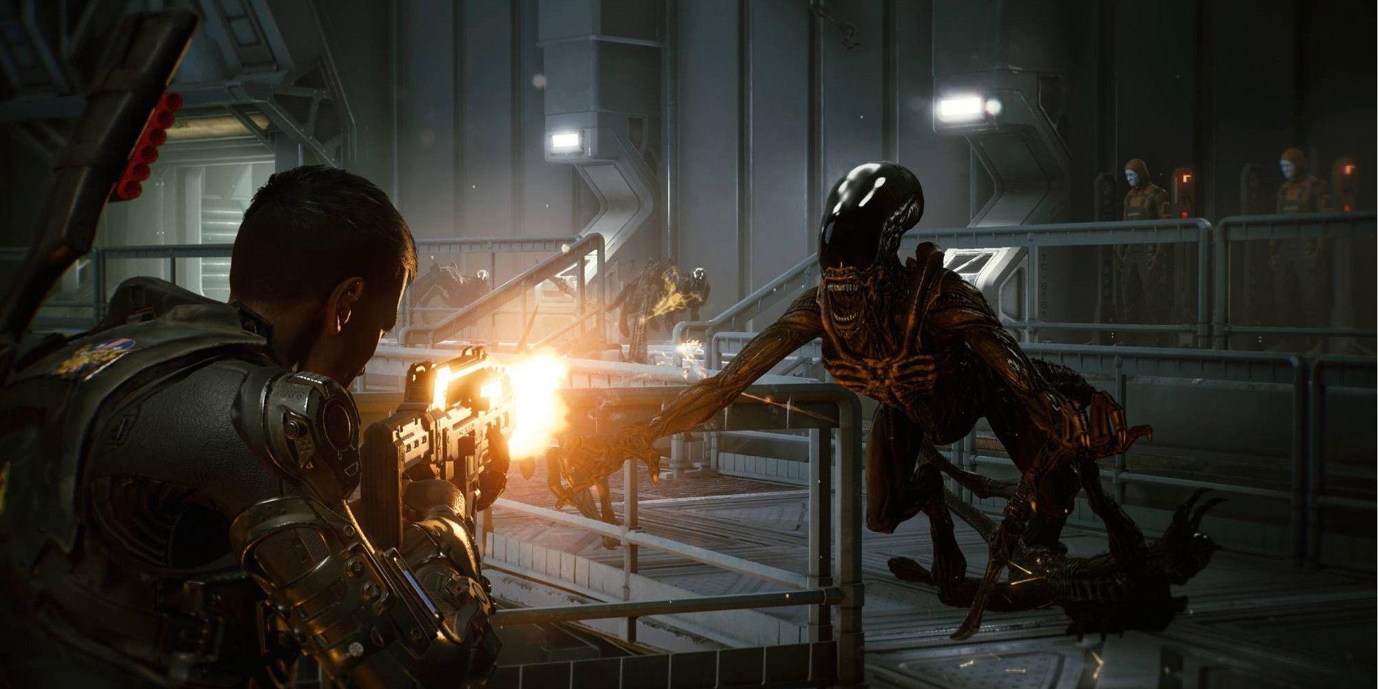 Aliens: Fireteam Elite - Tutorial de Ingress