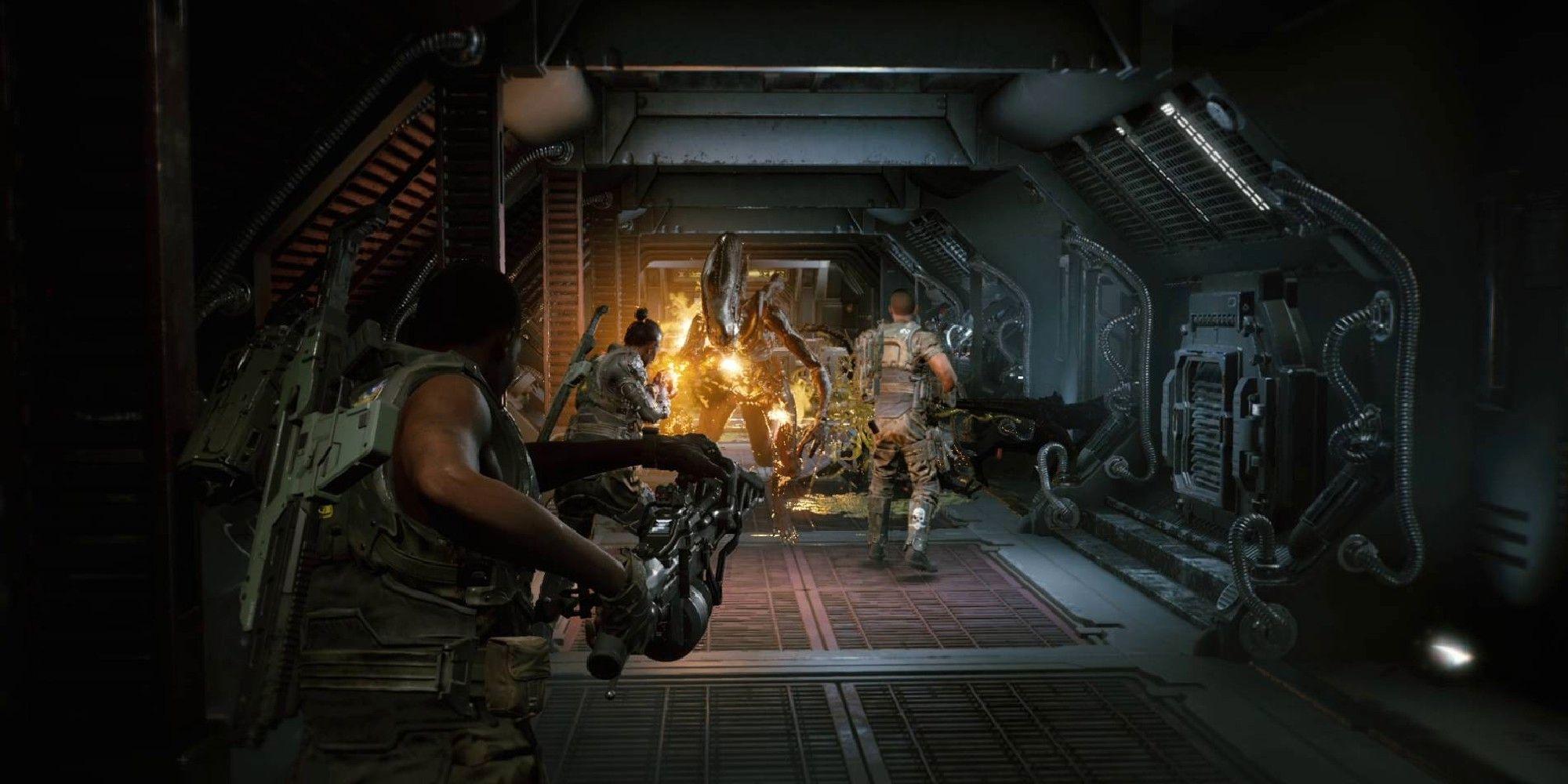 Aliens: Fireteam Elite - Tutorial de extracción
