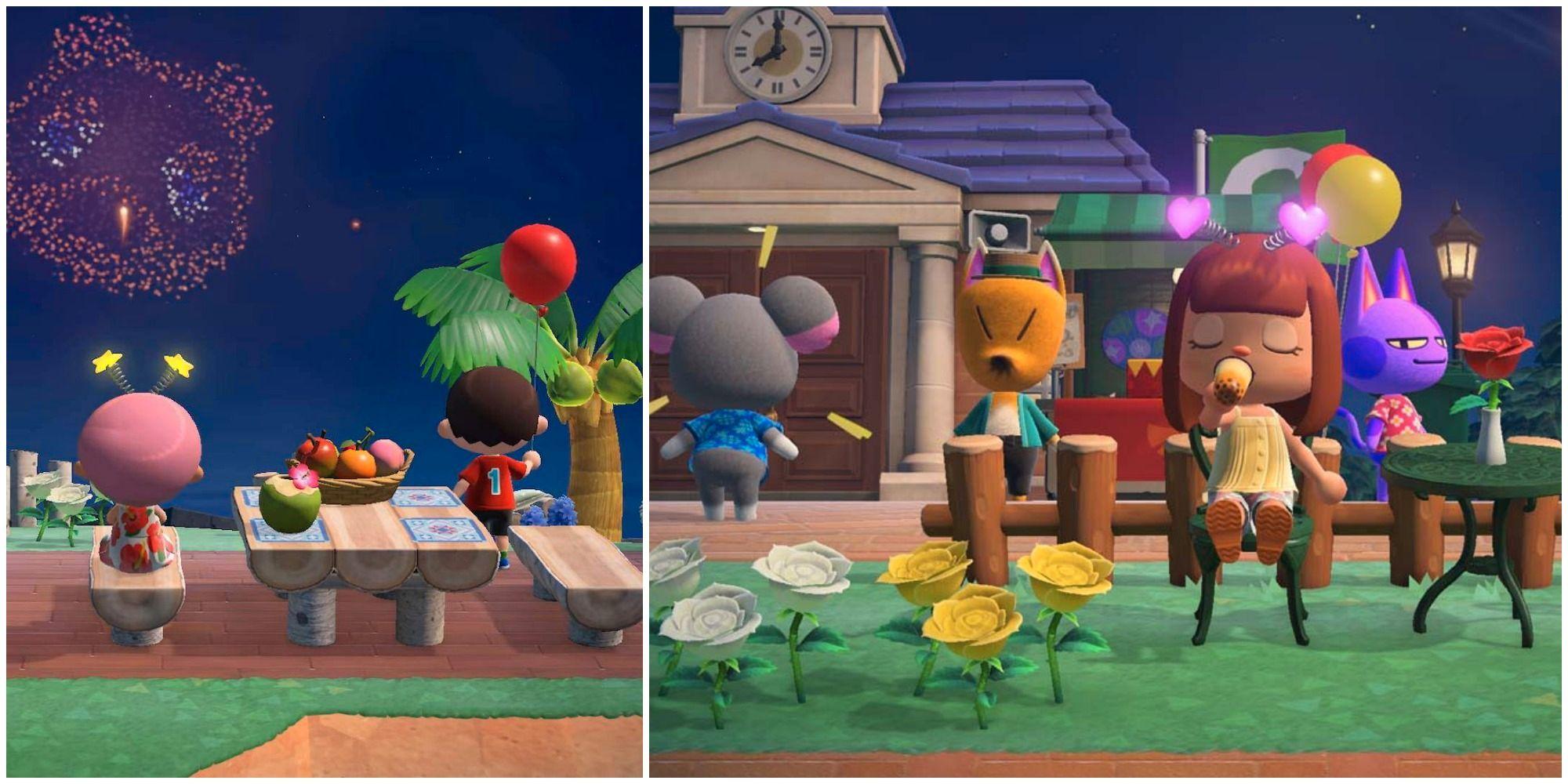 Animal Crossing - Cómo conseguir té de burbujas