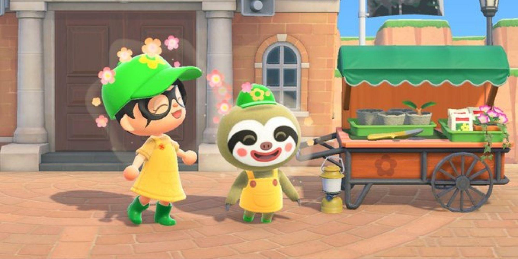 Animal Crossing New Horizons: cada arbusto y la temporada en que florece