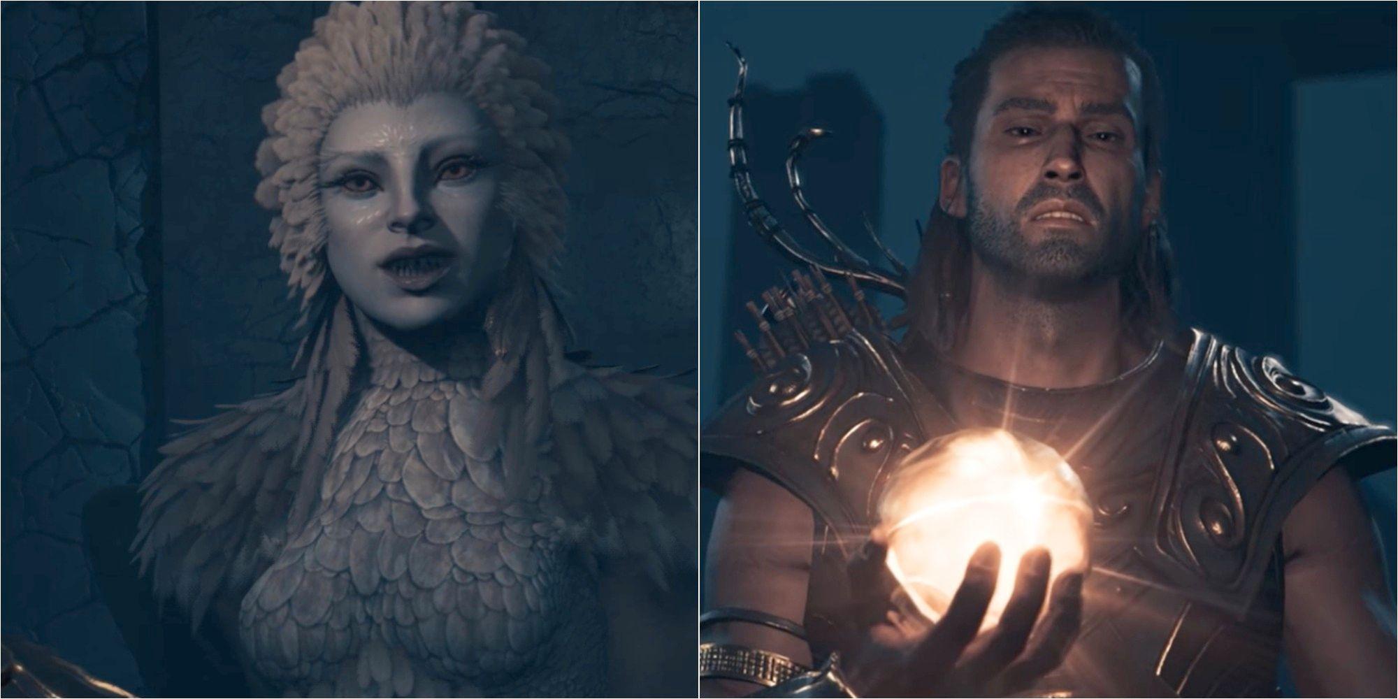 Assassin's Creed Odyssey: Awaken The Myth Quest Tutorial
