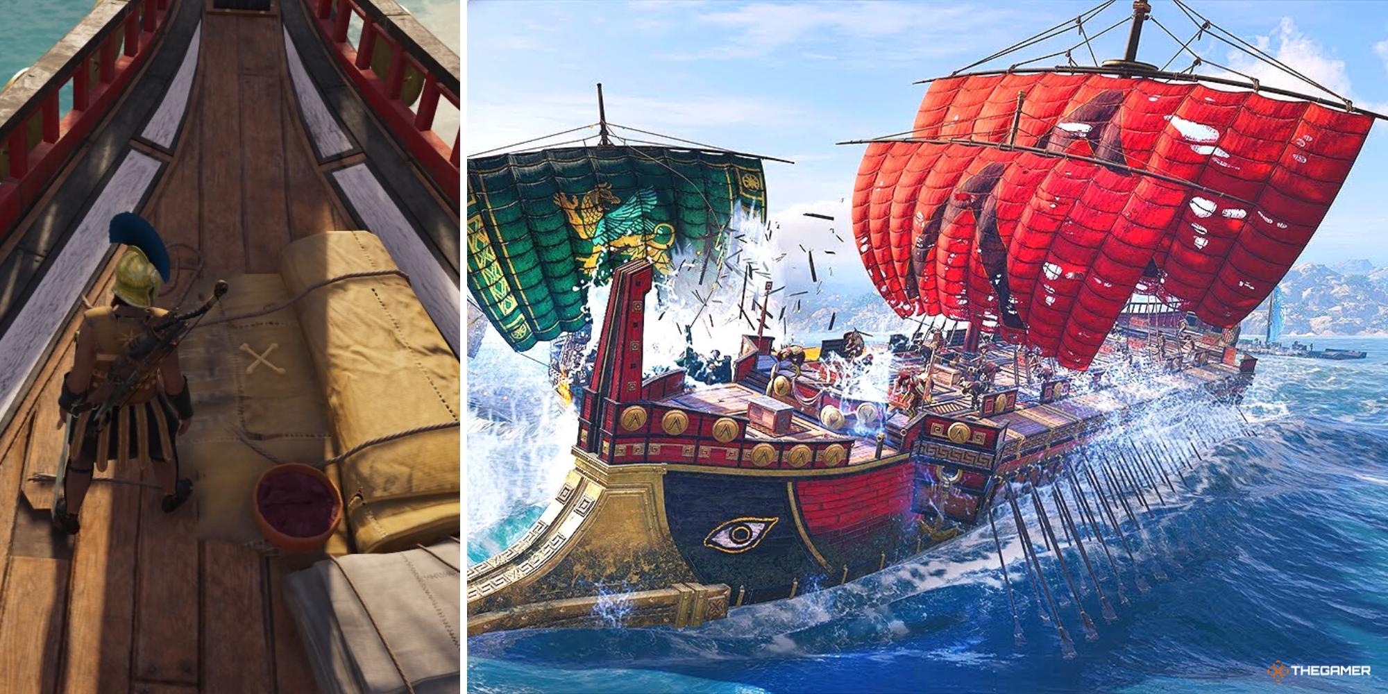 Assassin's Creed Odyssey: Cómo resolver el acertijo atracado por el sabueso