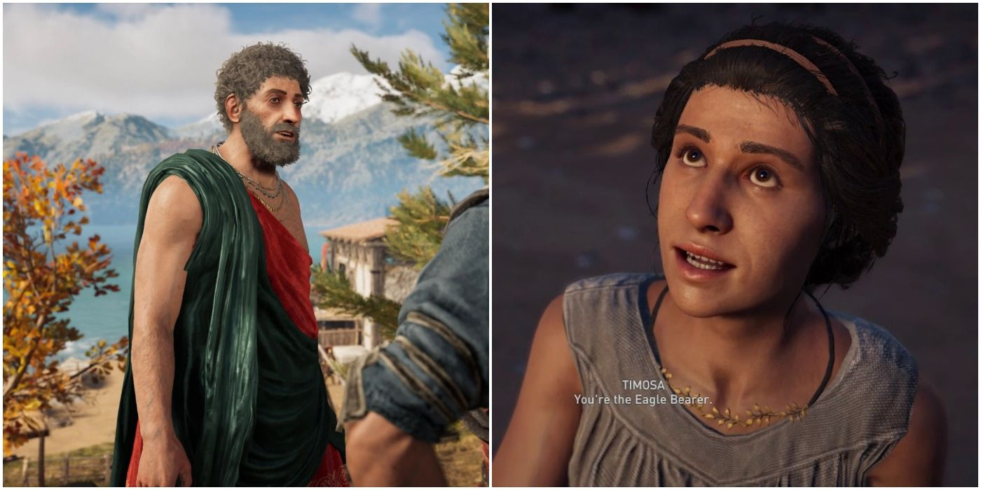 Assassin's Creed Odyssey: Tutorial de Mysterious Malady Quest