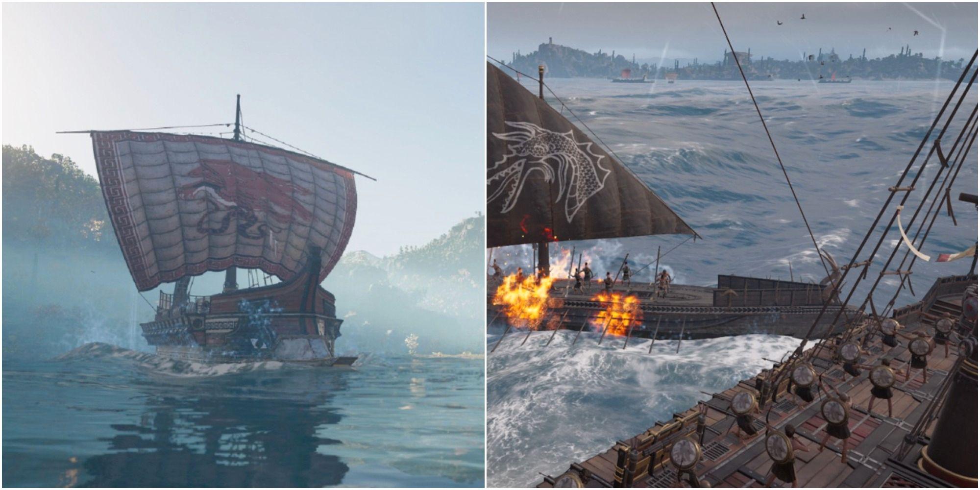 Assassins Creed Odyssey: mejores actualizaciones para The Adrestia