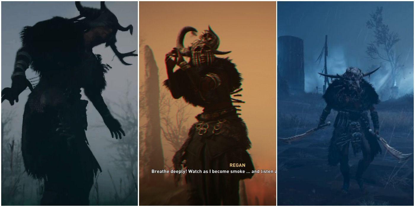 Assassin's Creed Valhalla: Ubicaciones de Hijas de Lerion y cómo vencerlas
