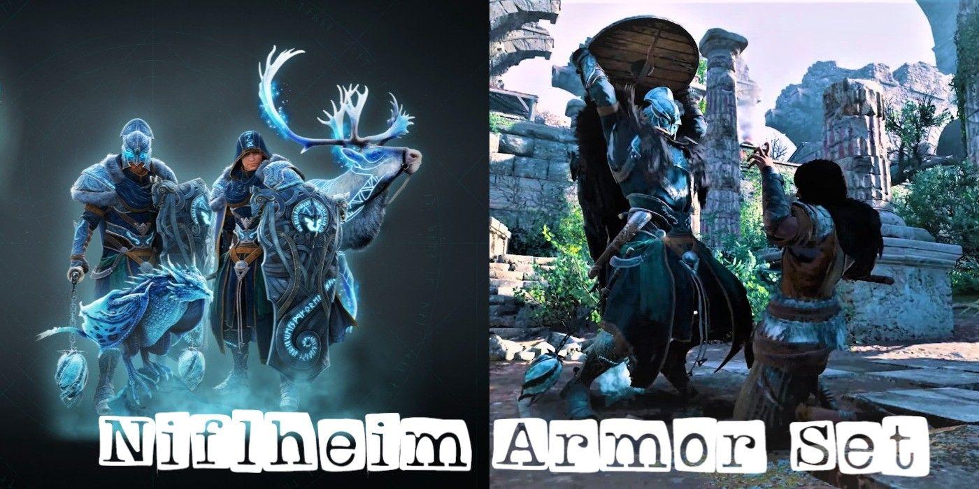 Assassin's Creed Valhalla: una guía para el conjunto de armaduras de Niflheim
