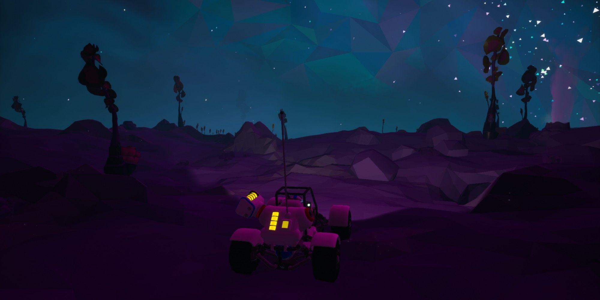 Astroneer: Cómo construir un rover