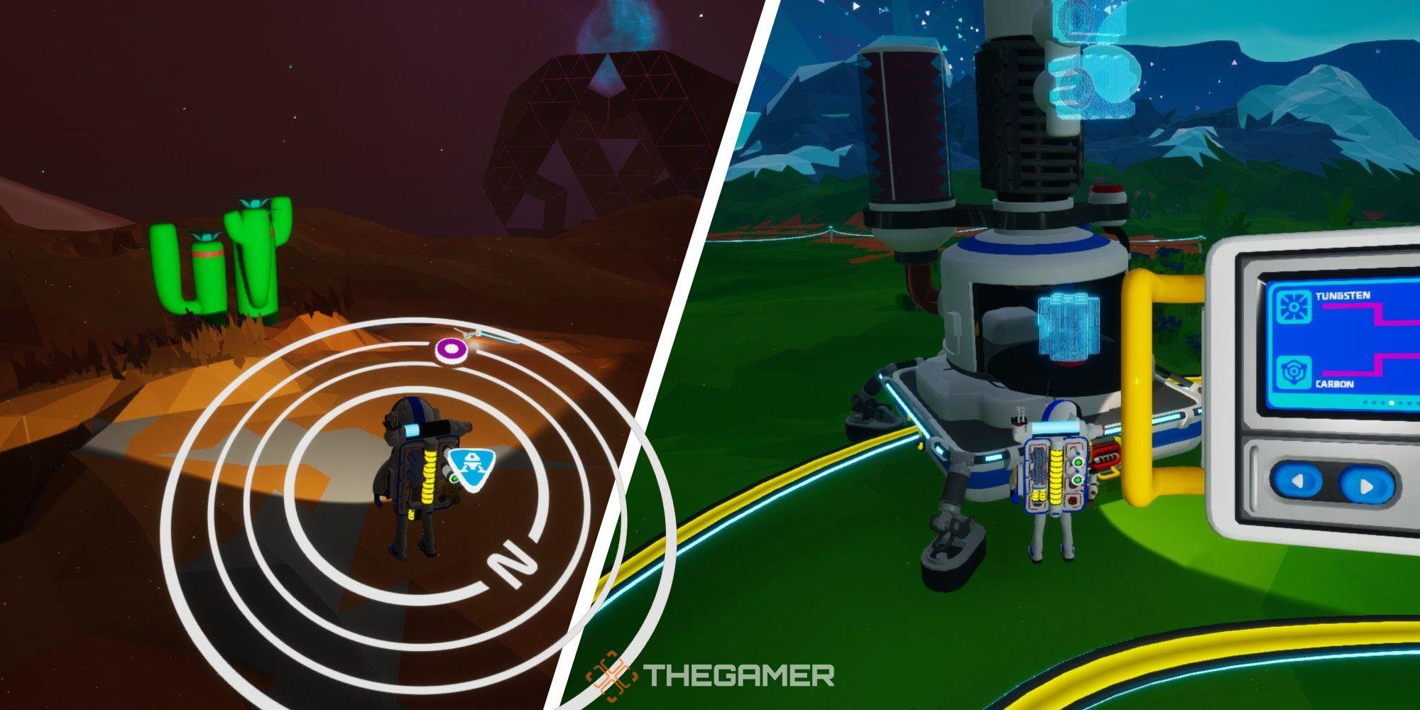 Astroneer: Cómo obtener el VTOL