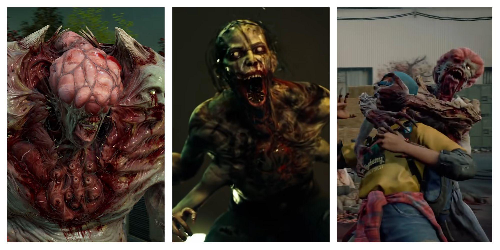 Back 4 Blood: Todos los tipos montados, explicados