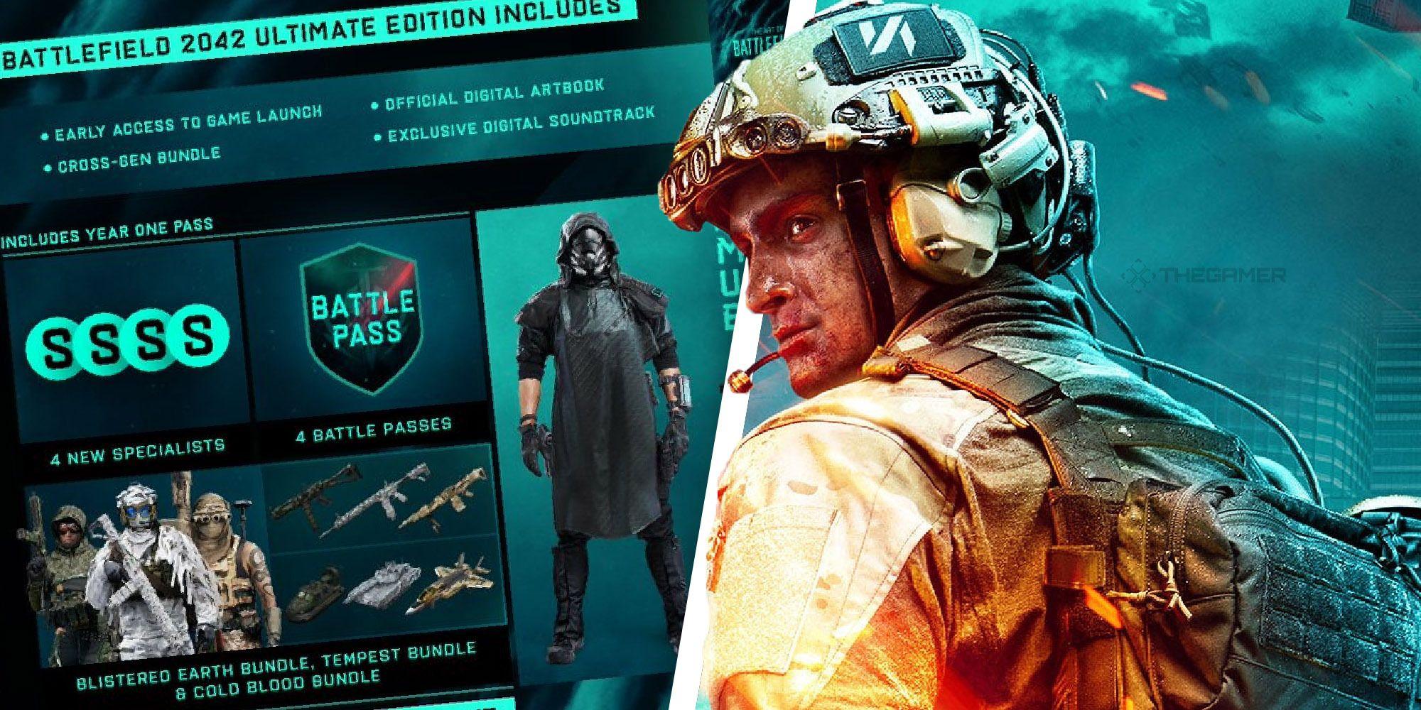 Battlefield 2042: todo lo que sabemos hasta ahora