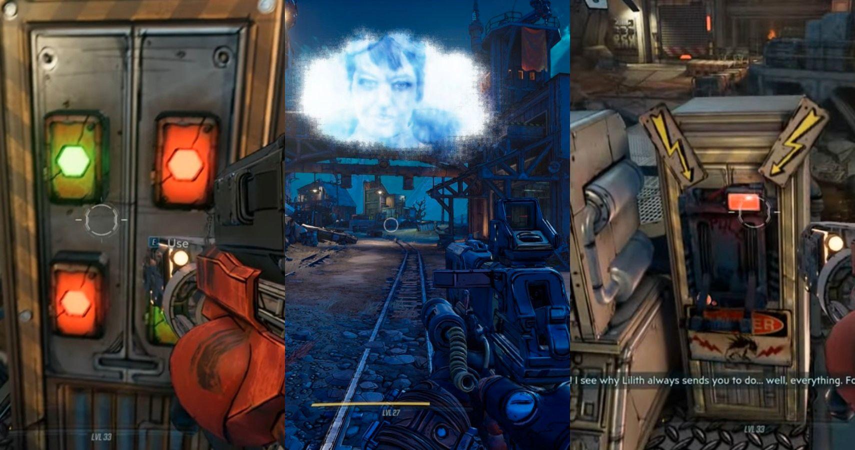 Borderlands 3: Cómo resolver el rompecabezas de los ángeles y los demonios de la velocidad