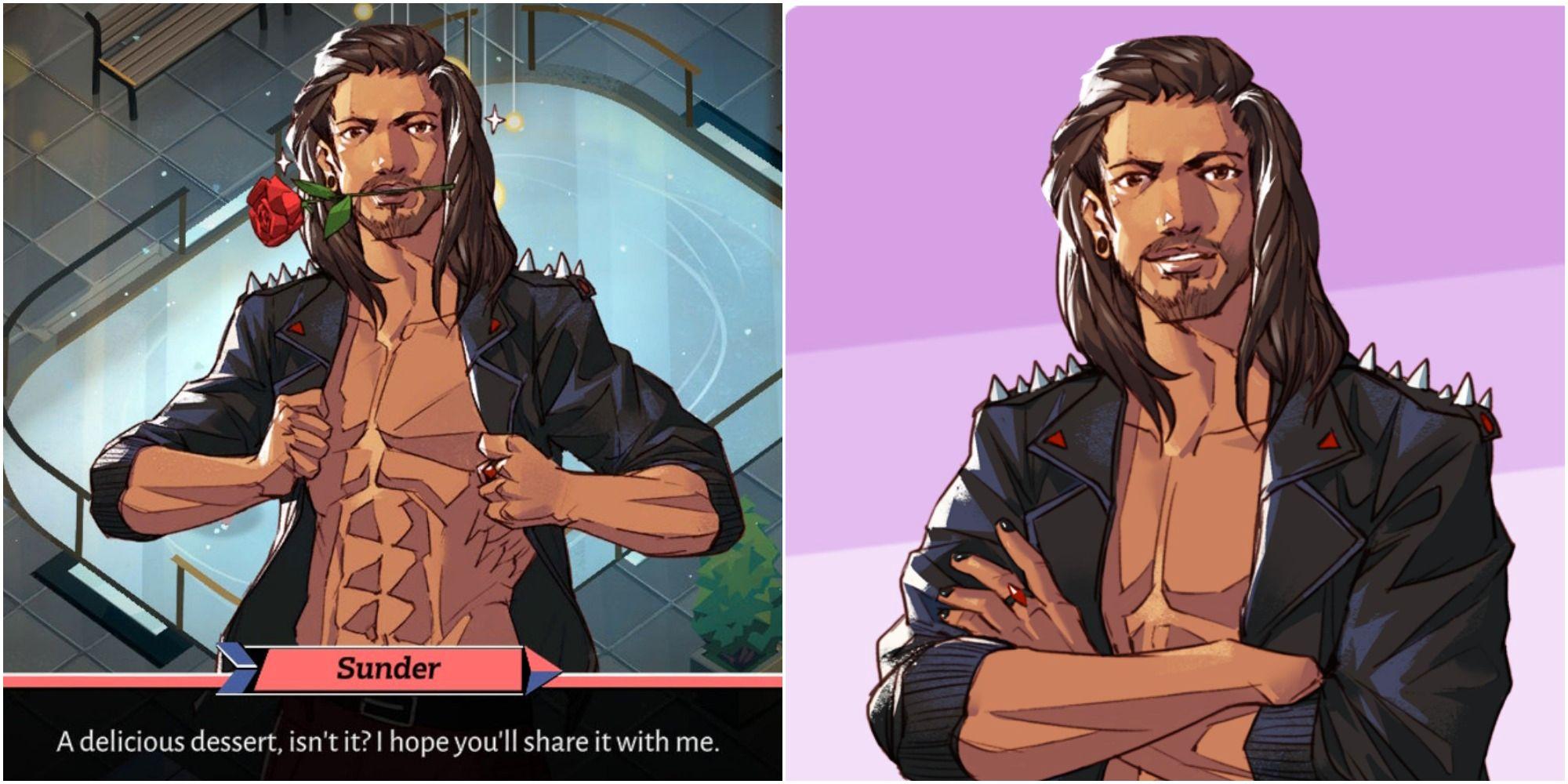 Boyfriend Dungeon: Guía de la ruta de Sunder
