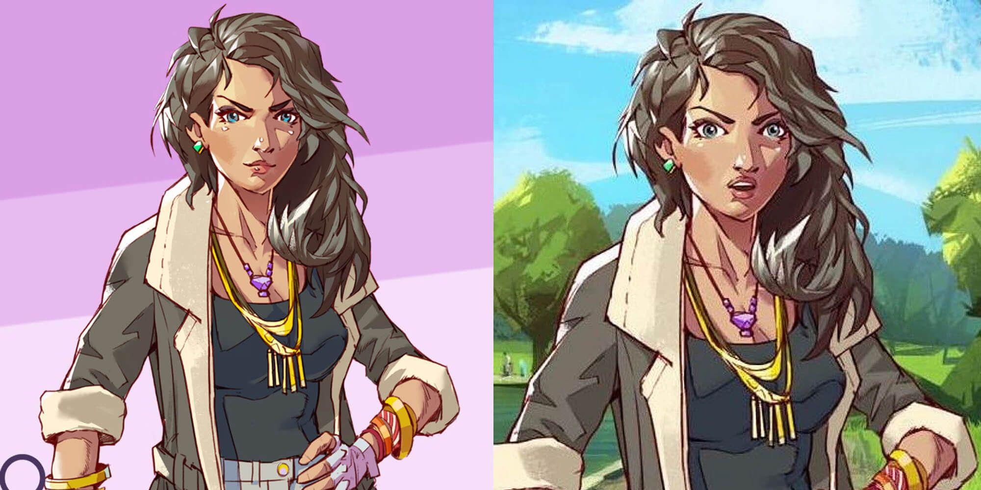 Boyfriend Dungeon: Guía de la ruta de Valeria