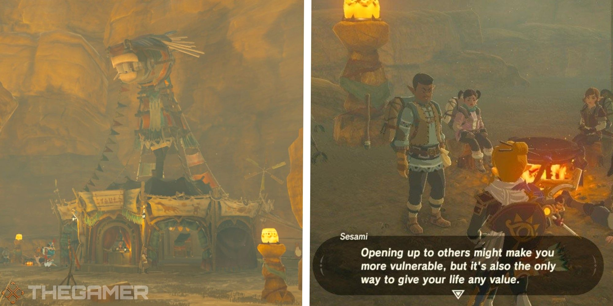 Breath Of The Wild: Missing In Action Quest Tutorial