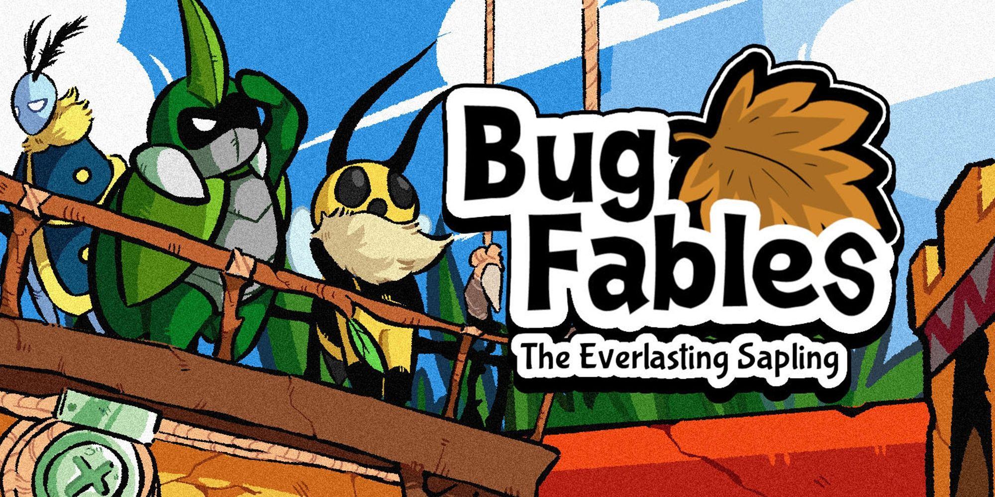 Bug Fables: Guía completa de recetas
