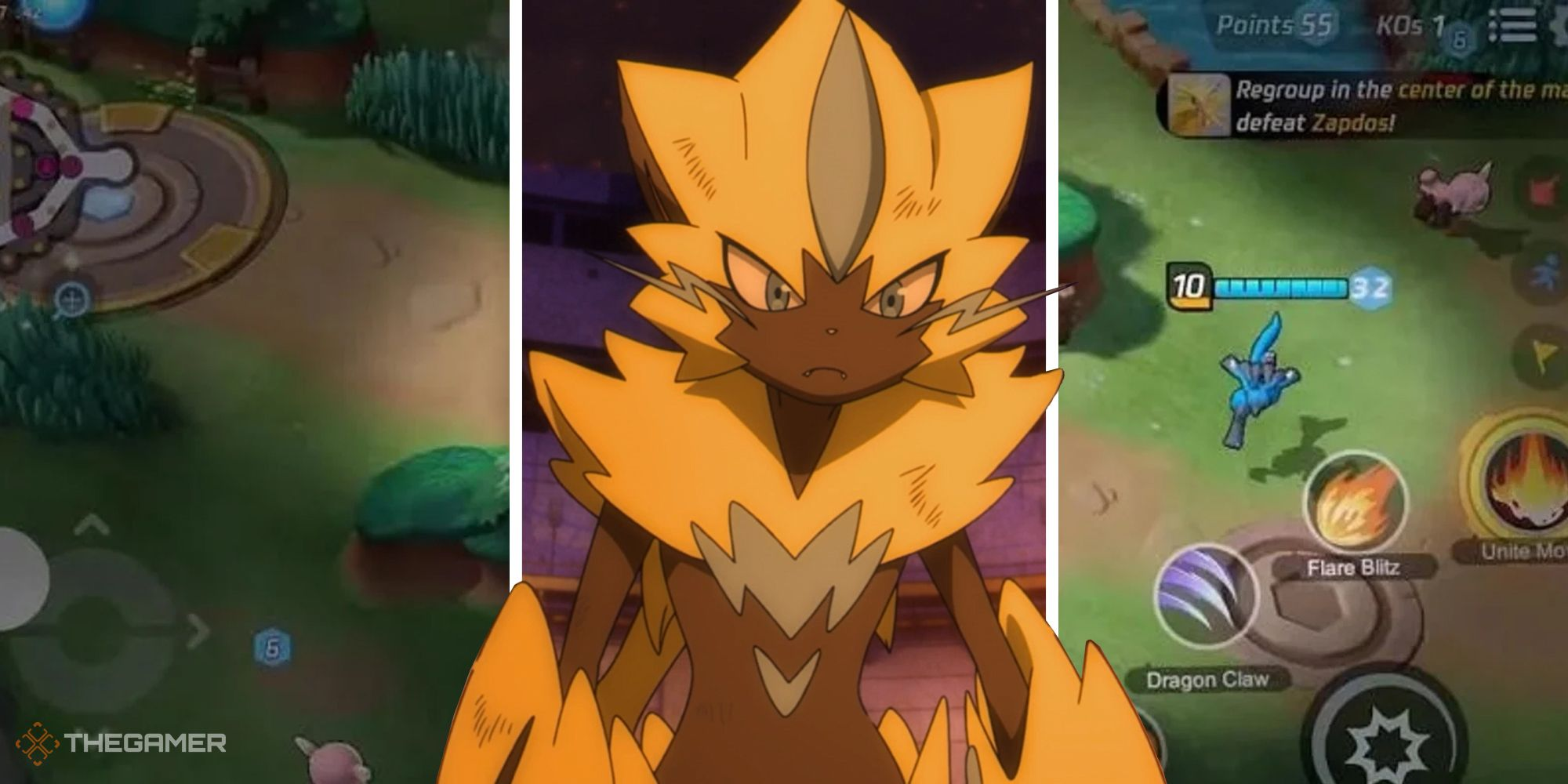 Cómo conseguir a Zeraora en Pokémon Unite