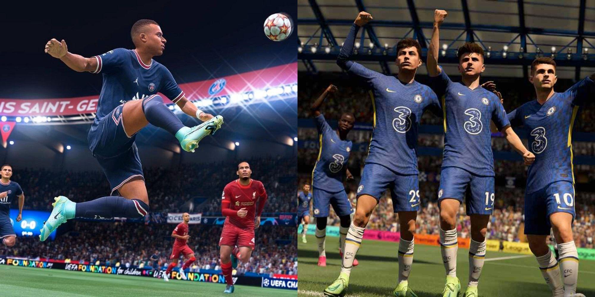 Cómo hacer el error de lealtad en FIFA 22