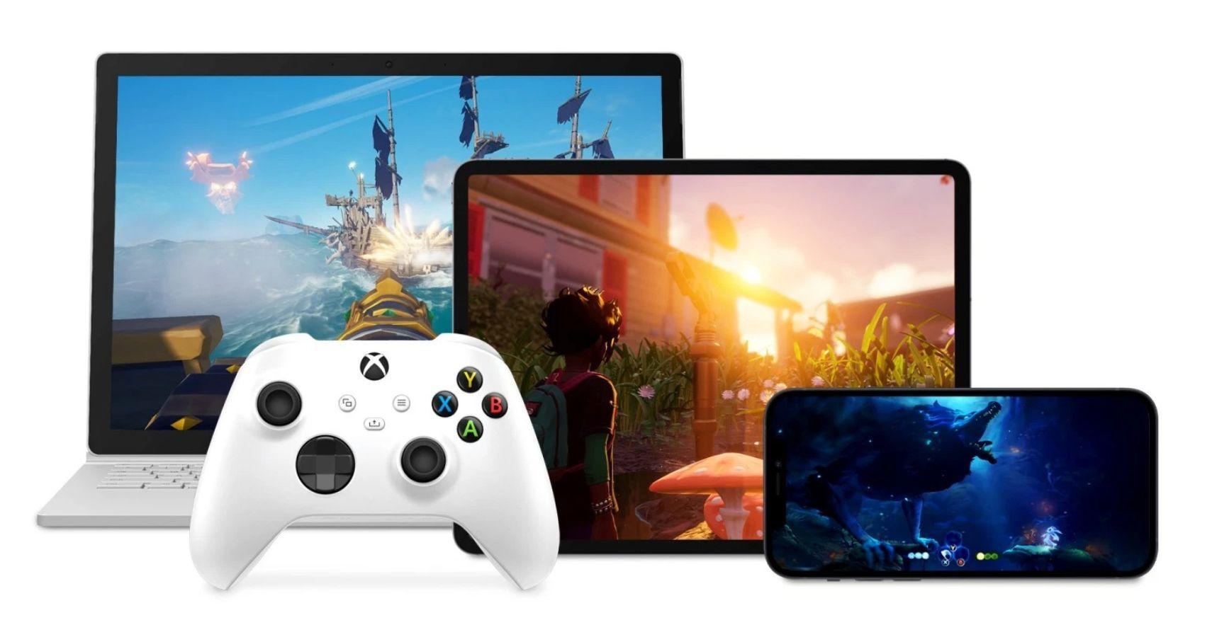 Cómo jugar Xbox Cloud Gaming Beta para PC e iOS