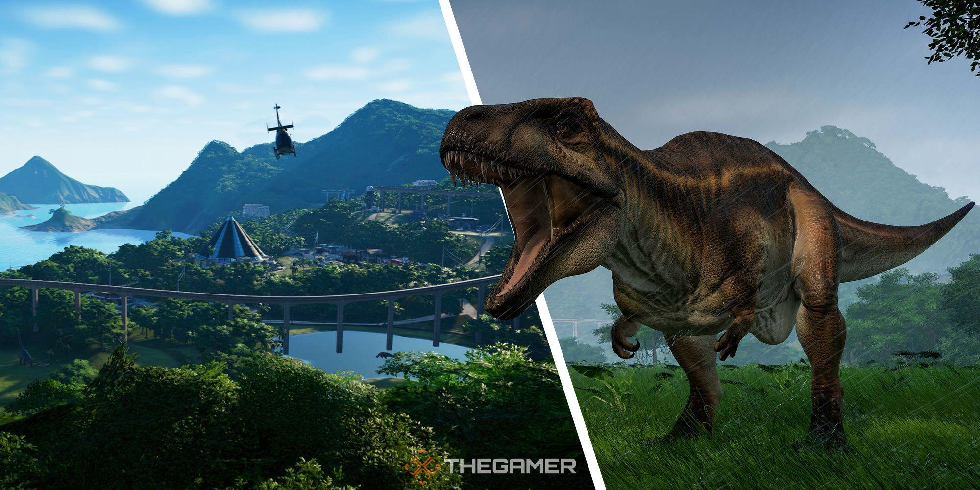Cómo vender dinosaurios en Jurassic World Evolution