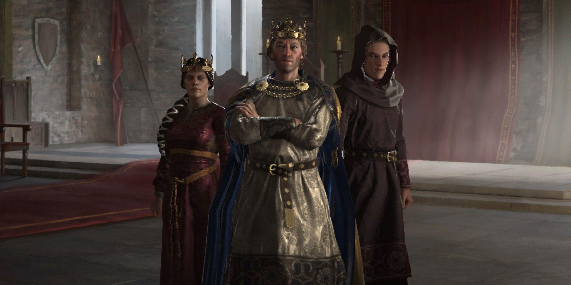 Crusader Kings 3: Cómo obtener el logro del terrible gobernante