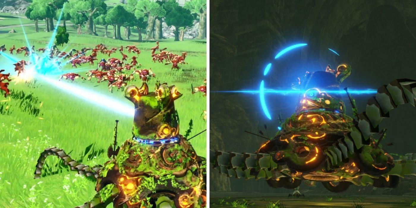 DLC Age of Calamity: Cómo desbloquear el héroe jugable Guardian probado en batalla