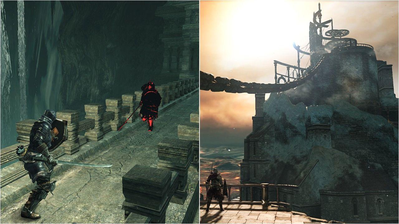 Dark Souls 2: Dónde cultivar titánita centelleante