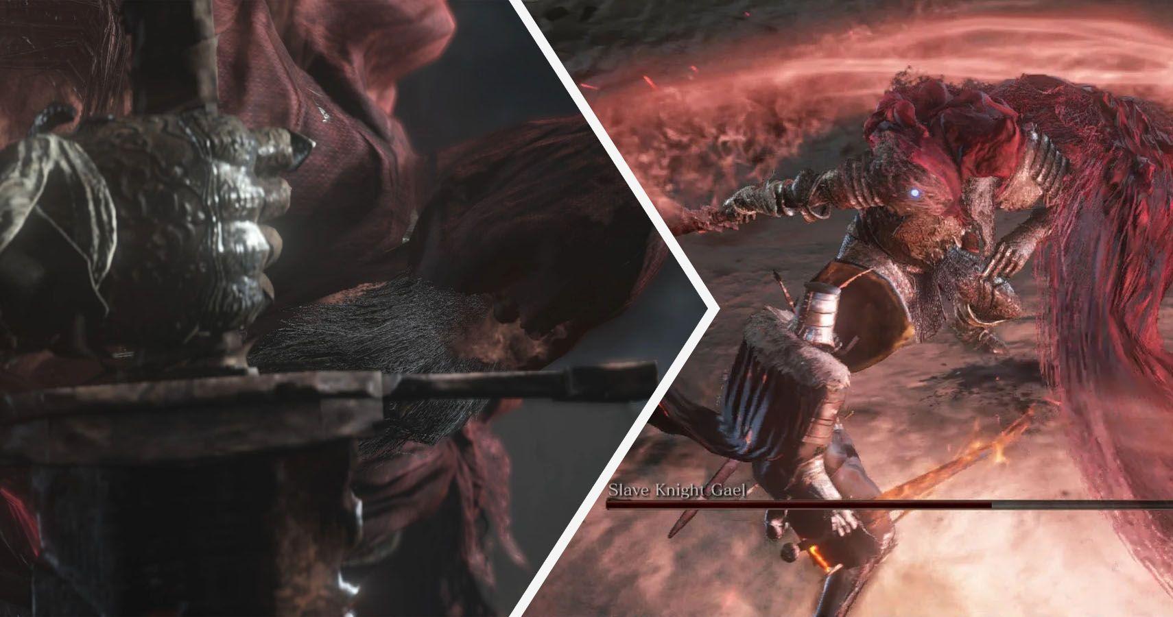 Dark Souls 3: Slave Knight Gael Boss Fight Guide
