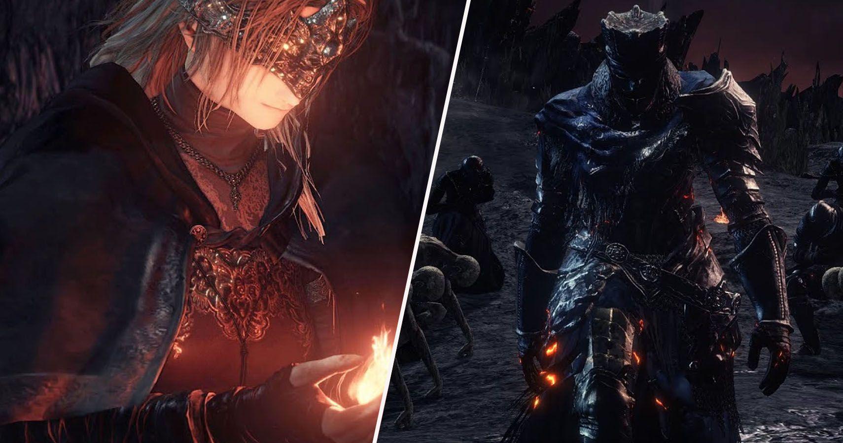 Dark Souls 3: los cuatro finales y cómo conseguirlos